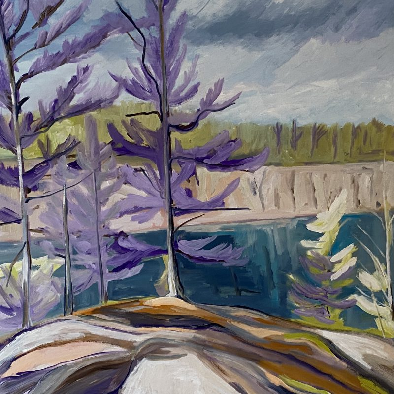 FrenchRiver40by30Oil